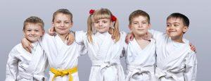 Kinder Karate in Geldern